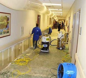 commercial water damage in colorado springs